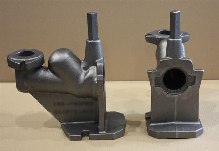 Gussteil für Pumpenbau